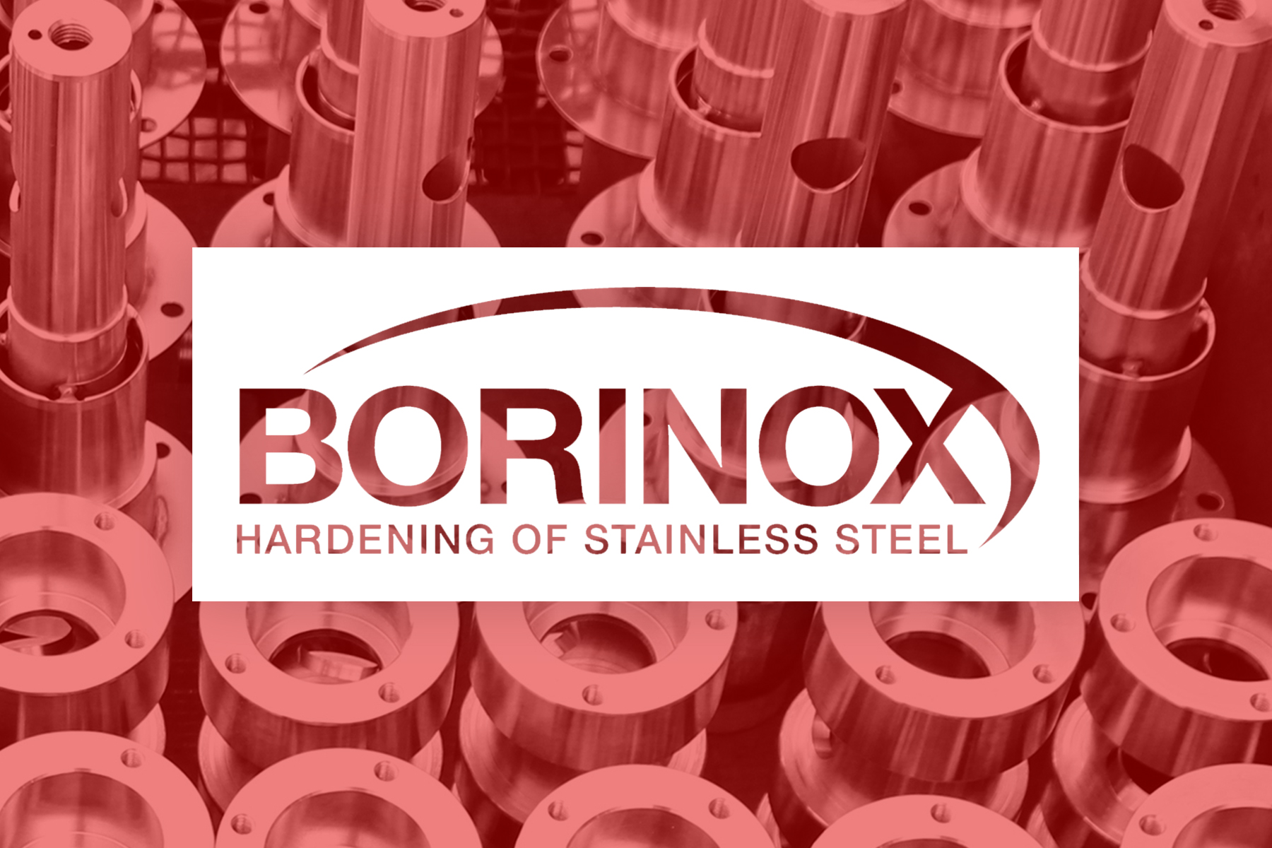 Borinox - Hardening of stainless Steel